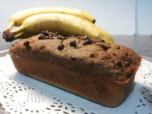 banan bread light