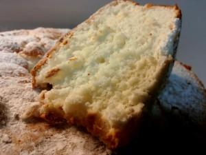 Angel Cake - fetta