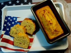 Corn bread per il Thanksgiving