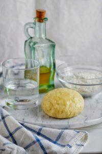 pasta matta ricetta base con soli tre ingredienti