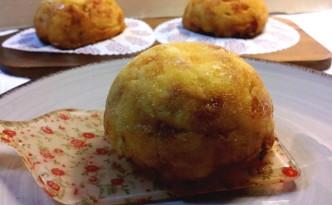 Gâteau, gatò o gattò di patate monoporzione - sformato di patate