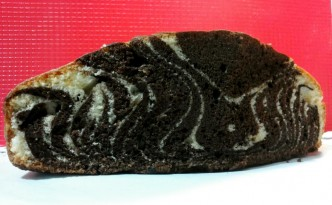 Zebra cake o torta zebrata bigusto e bicolore