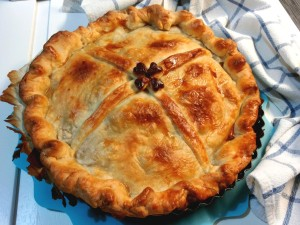 Country meat pie - ricetta australiana