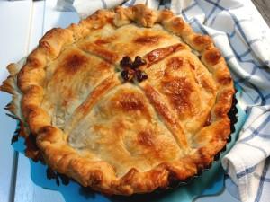 Country meat pie - ricetta australiana