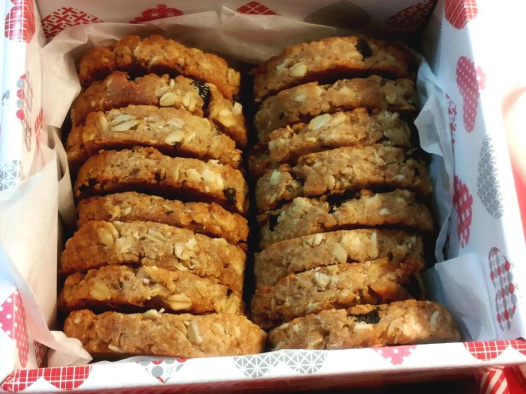 Biscotti ai cereali light e sani