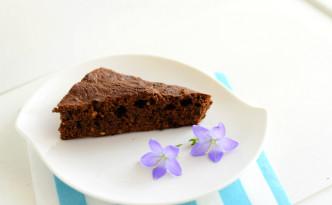 brownies al cioccolato e caffè