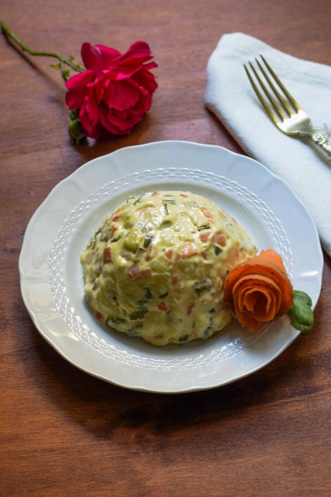 Insalata russa ricetta di Ada Boni dal Cucchiaio d'argento