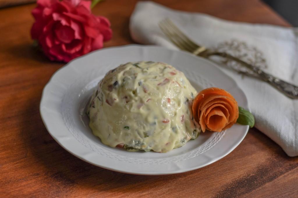 insalata russa ricetta di Ada Boni