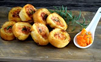 Crostino ripieno - sei in cucina la sfida degli ingredienti