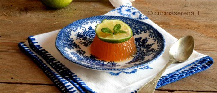 Dolce al cucchiaio al limone vegano