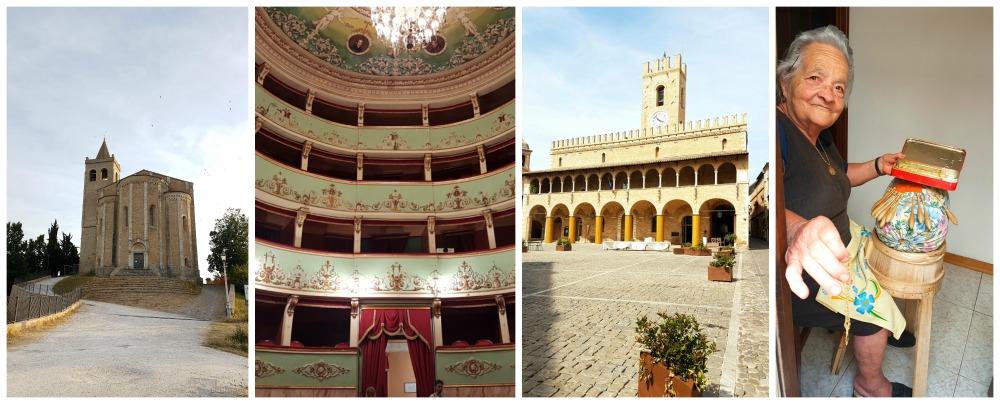Offida tra i borghi più belli d'Italia