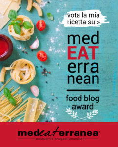 MEDEATERRANEAN FOOD BLOGGER CONTEST
