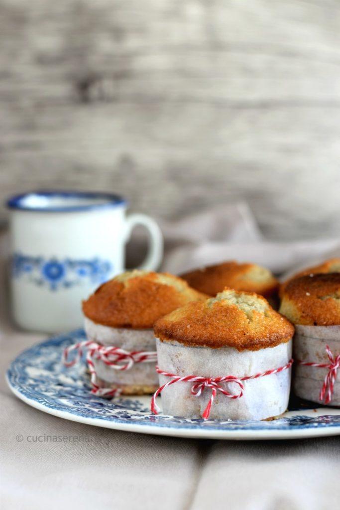 Muffin alle prugne