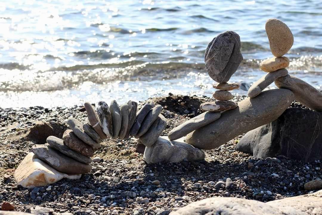 bilanciatori di pietre