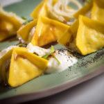 ravioli menù Flora Restaurant