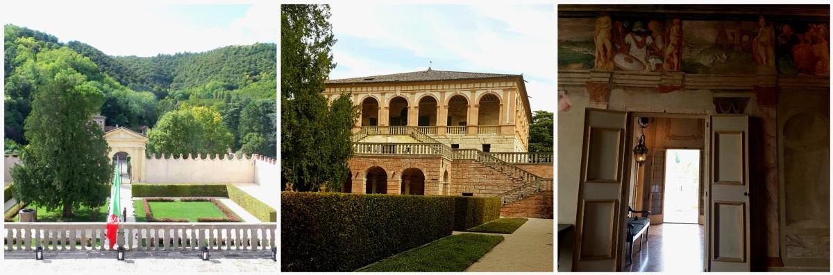 Villa dei Vescovi Colli Euganei