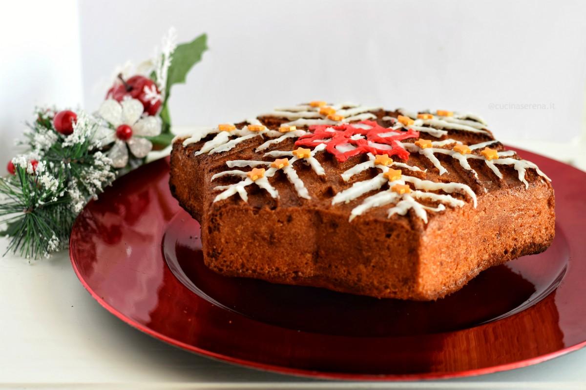 Torta A Forma Di Stella Di Natale.Dolce A Forma Di Stella Natalizia Cucina Serena