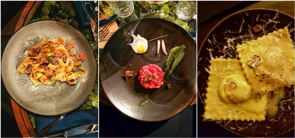 piatti menu ristorante Stilelibero