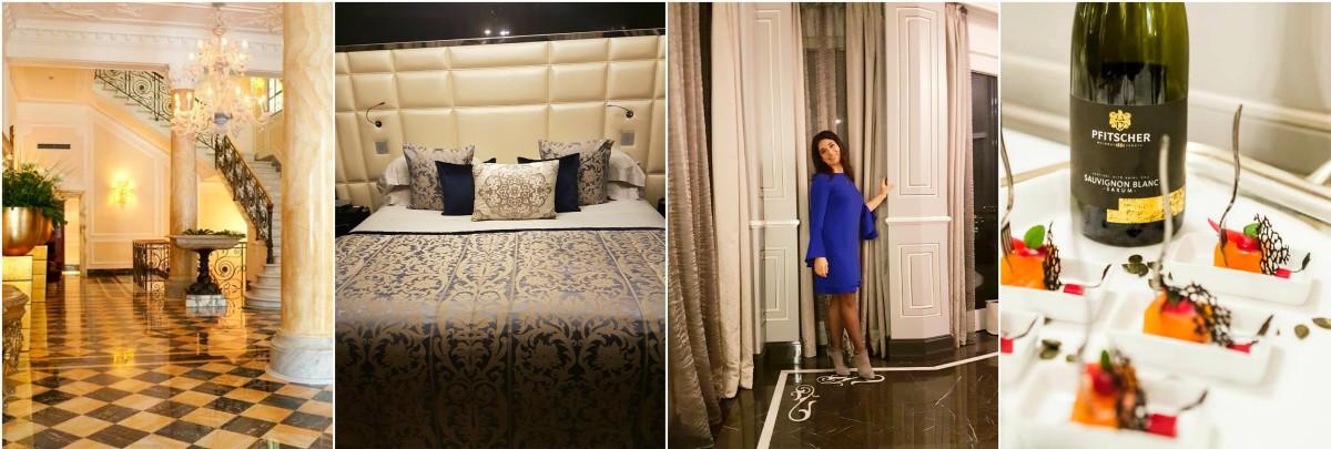 suite Baglioni hotel Regina Roma