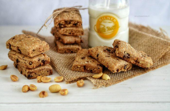 dolci con burro di arachidi