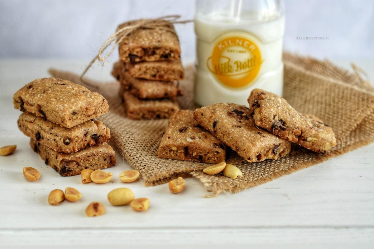 ricette con burro di arachidi