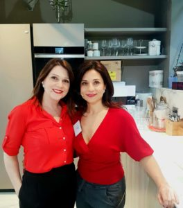 evento Clai con i blogger al Sonia Peronaci Factory