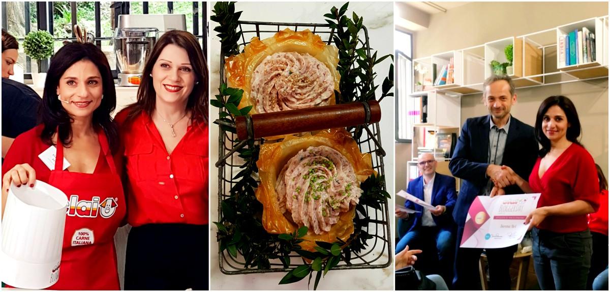 Cucina Serena capitano del CLAI bloggerday