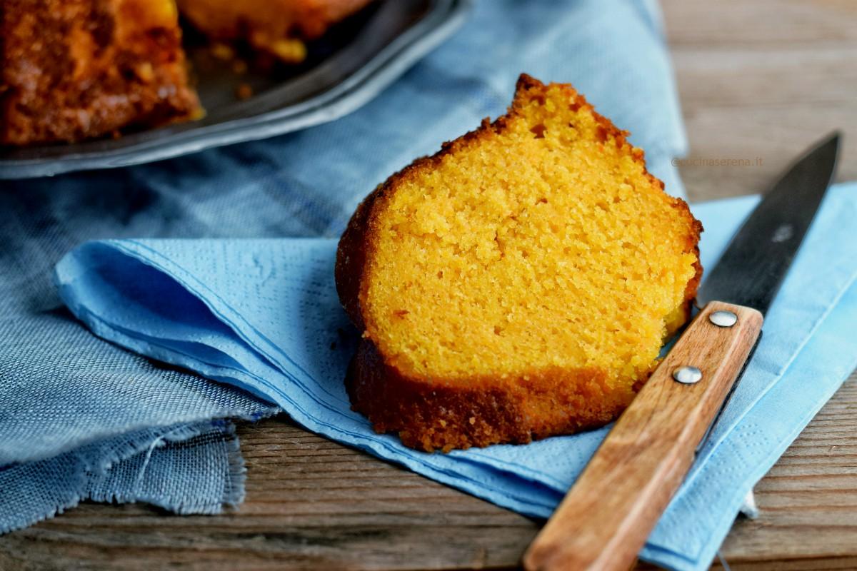 torta Ace con arancia carota e limone