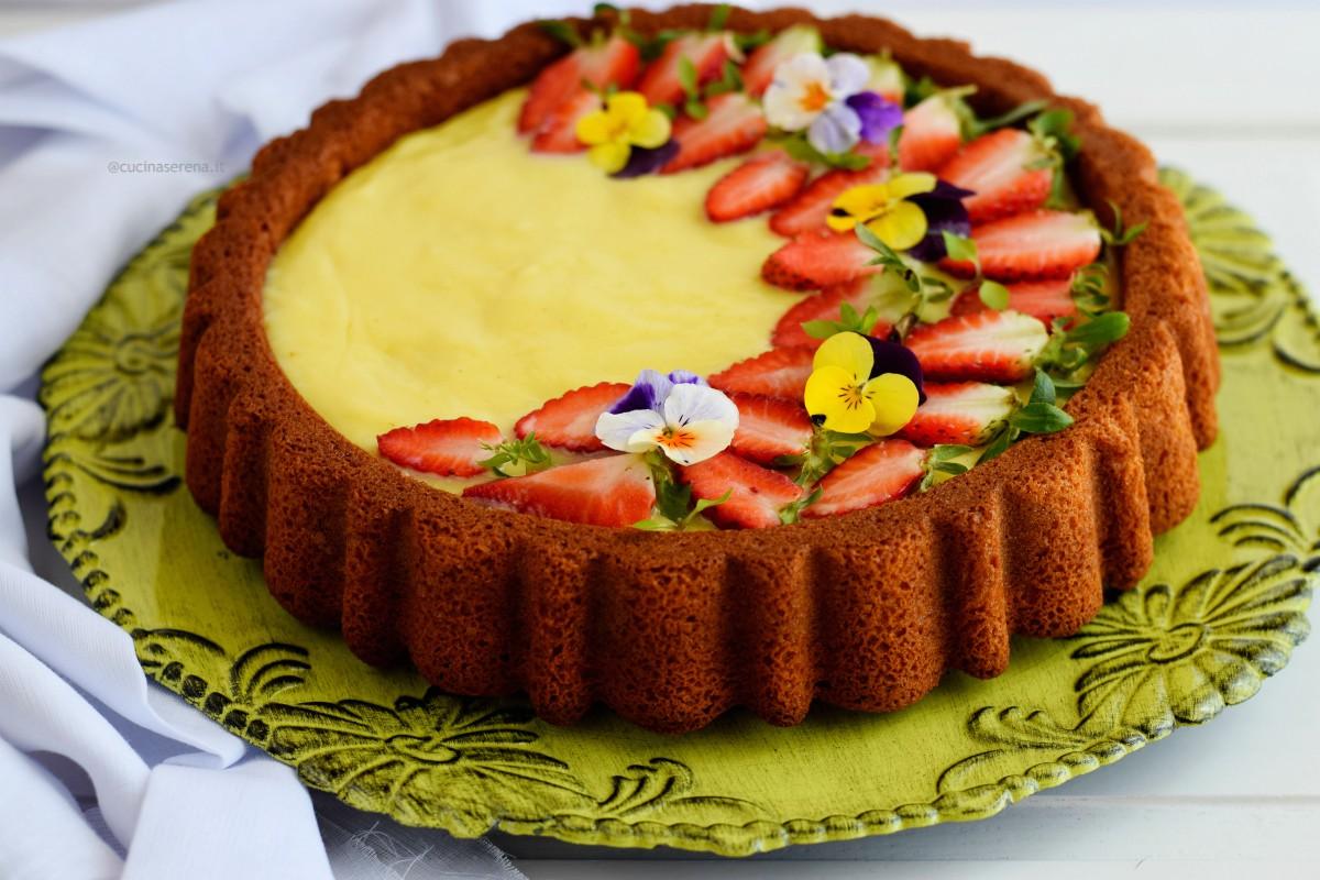 Mary Anne Cake ricetta