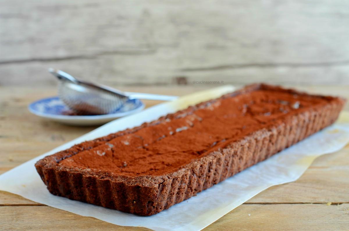 dolce ricotta e cacao