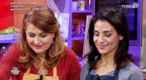 Cucina Serena partecvipazioni tv