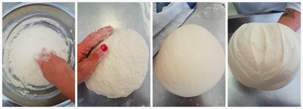 come si fa la vera pizza napoletana
