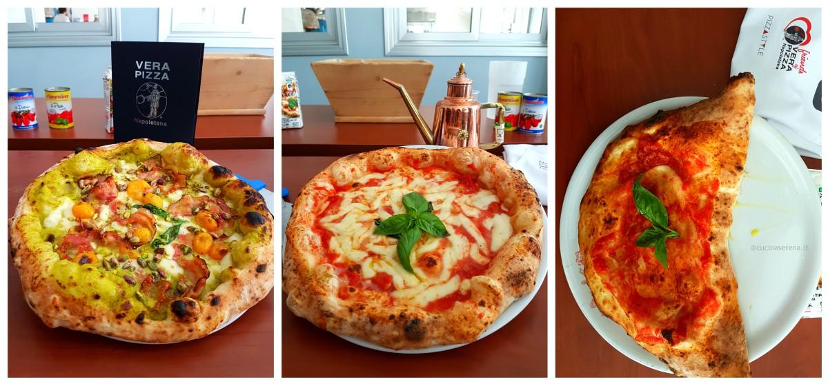 diversi tipi di pizza napoletana