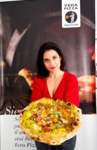 Cucina serena cooking class pizza