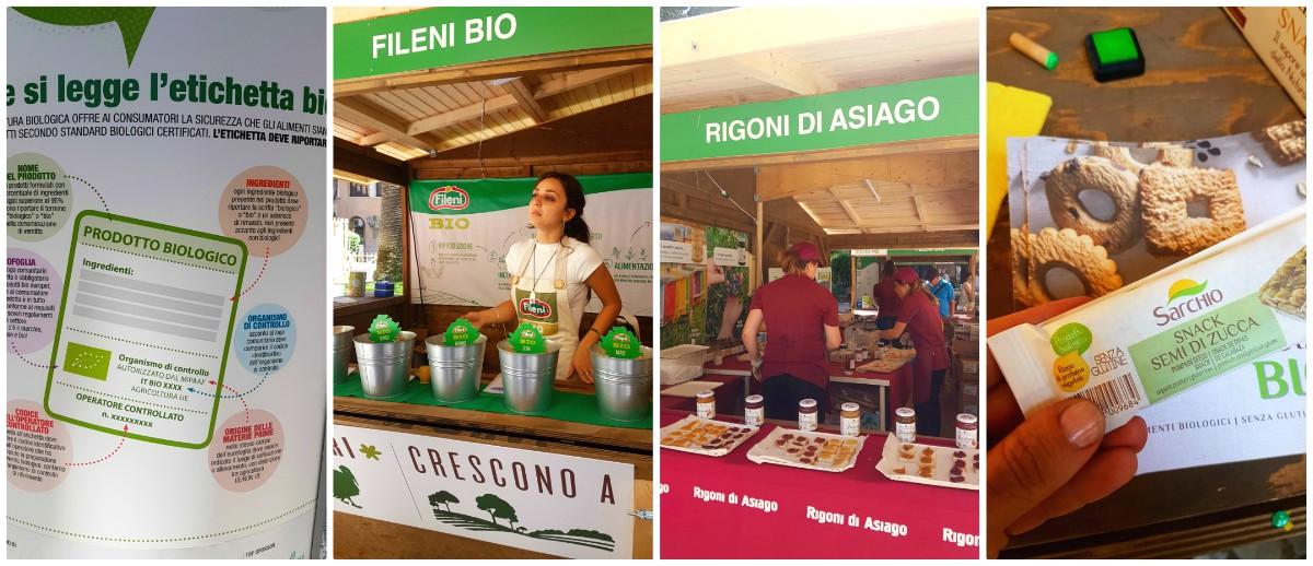 Festa del Bio tappa di Roma