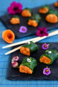 Sushi con ricetta italiana