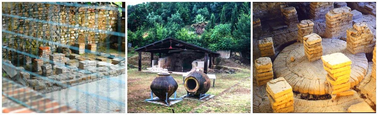 resti civiltà romna nel piceno