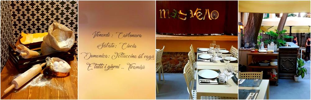 pasta fatta in casa al Mattarello p.zza Bologna