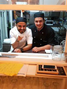 Chef e pastry chef Apulia
