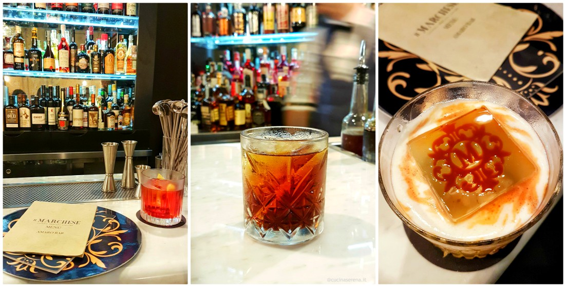 Il primo Amaro Bar a Roma