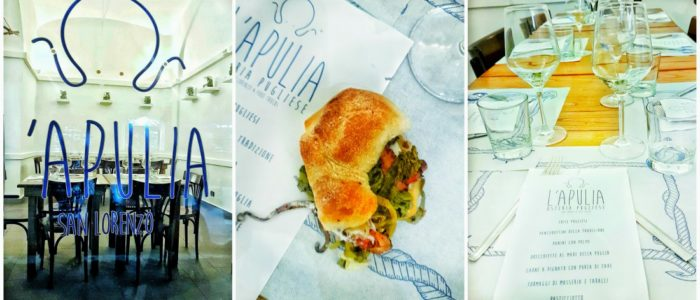 street food Apulia