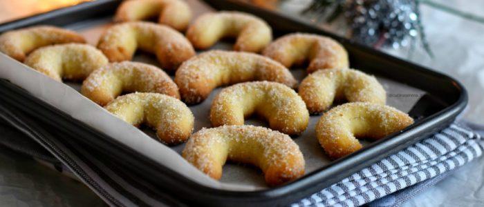storia dei biscotti vanillekipferl
