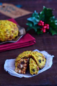 ricetta del pangiallo dolce natalizio