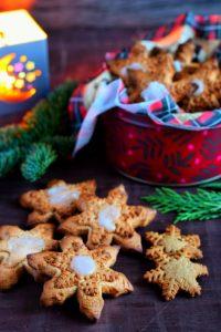 Lebukchen ipici biscotti di natale tedeschi