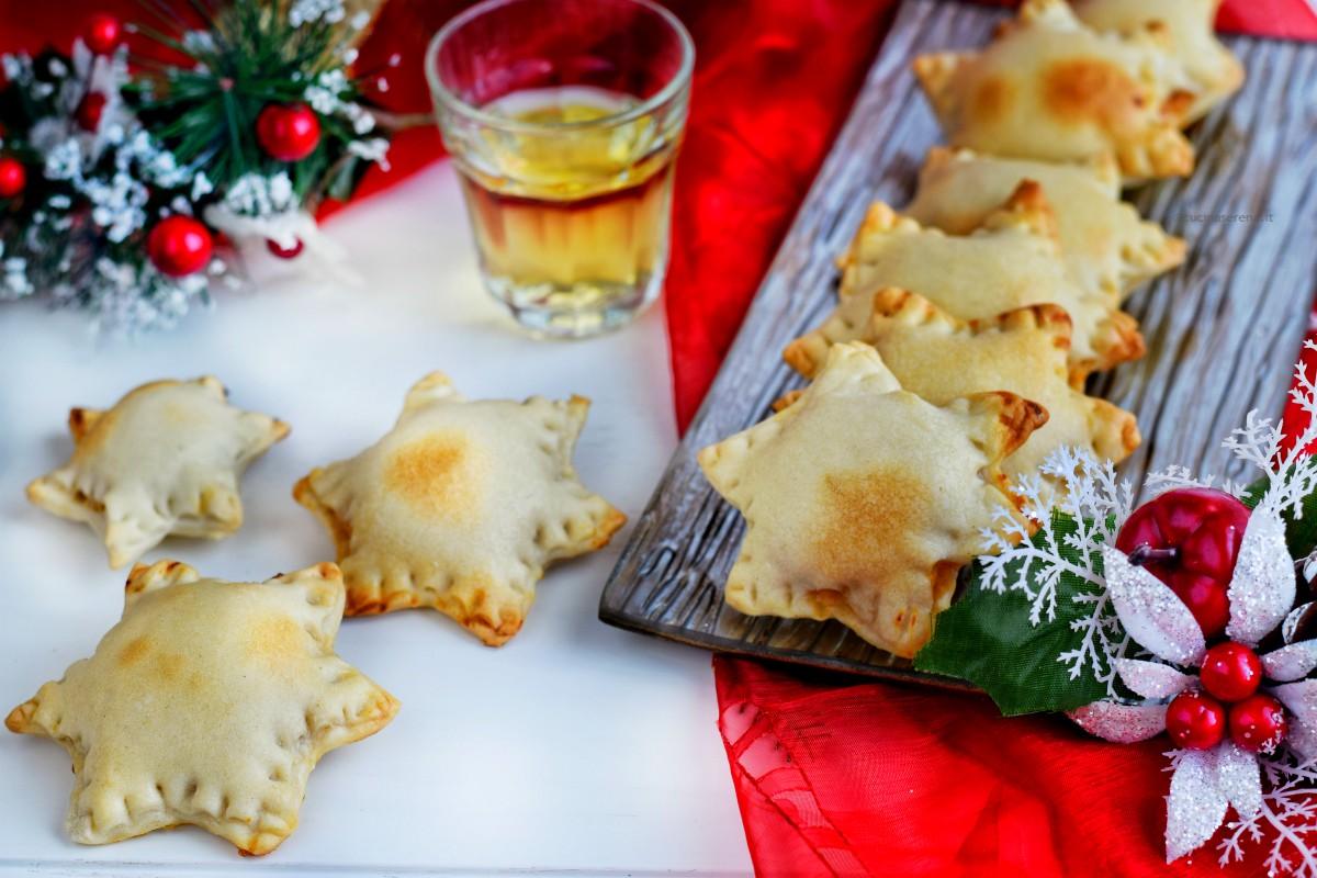 ricette con la pasta matta - stelline di pasta matta ricotta e salmone -  proposta per il menù di capodanno