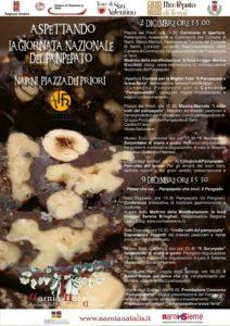 Festa del panpepato Narni - madrina del Pangiallo la food blogger Serena Bringheli del blog Cucina Serena