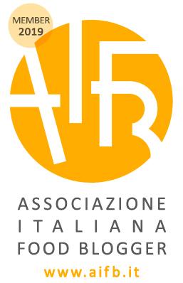 Cucina Serena membro AIFB - Associazione Italiana Food Blogger