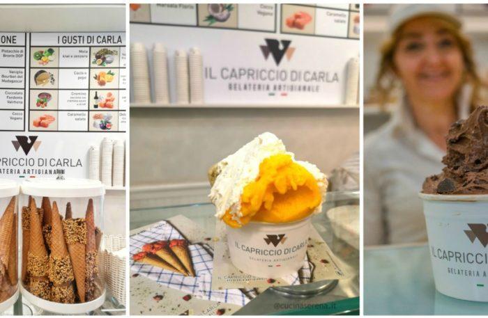 le migliori gelaterie artigianali a Roma