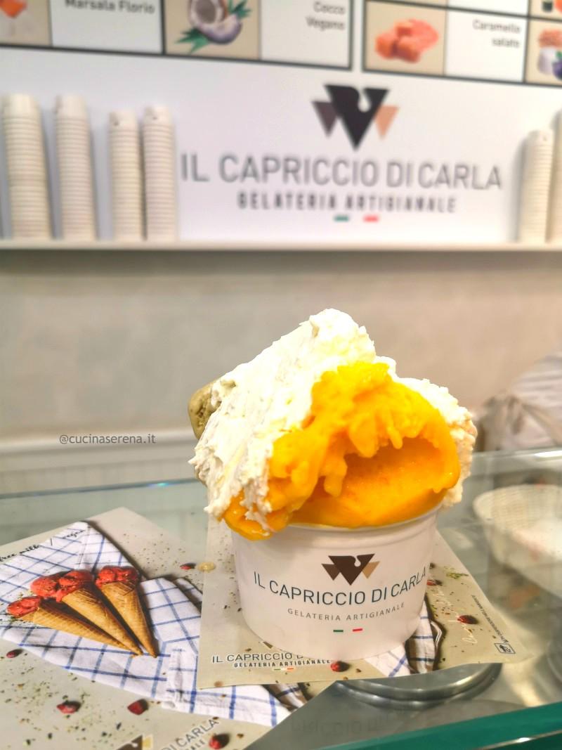 gelateria Il capriccio di Carla al Pigneto compie 10 anni