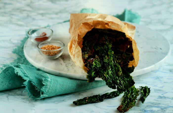 ricetta del cavolo nero al forno